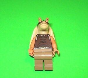LEGO STAR WARS FIGUR ### GUNGAN JAR JAR BINKS TOLLPATSCH 7929 - 9509 ### =TOP!!!