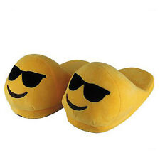 COOL SUNGLASSES SUNGLASS 3D EMOSOFT SLIPPERS - One Size - Unisex