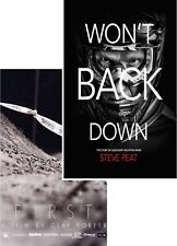 MTB 2-pack - Won't Back Down DVD and Blu-Ray Combo and F1rst DVD by Clay Porter