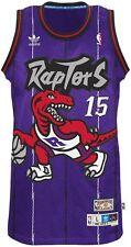 Toronto Raptors #15 Vince Carter NBA Soul Swingman Jersey  Purple  Size: L