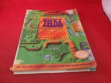 The Legend of Zelda A Link to the Past Super Nintendo SNES Strategy Guide Book D