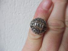 schöner ,alter Ring__925 Silber mit Markasit___!