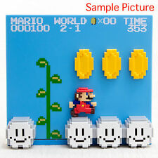 Super Mario Bros. Stage Figure 2-1 Nintendo Dotgraphics JAPAN NES FAMICOM