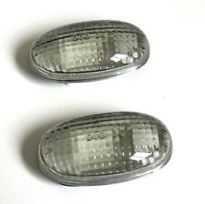 CHEVROLET Aveo Spark DAEWOO Matiz Kalos NEW Side Wing Indicators Smoked LH + RH