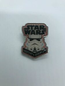STAR WARS Stormtrooper Pin Badge - official Funko POP! New Smugglers Bounty