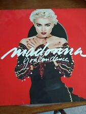 Madonna - You Can Dance. LP / Record / Vinyl. 1987 Sire Records WX76