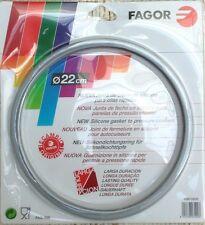 Joint Autocuiseur FAGOR Original 25 cm de diametre Interieur