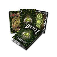 Bicycle FIREFLIES Spielkarten, Kartenspiel mit Tollem Motiv  NEU!!! Made in USA