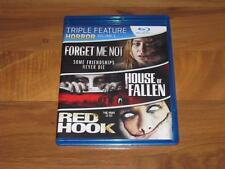 Horror Triple Feature, Vol. 1 (DVD, 2012, Canadian)