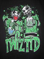 Twiztid St.Patricks Shirt 3XL ICP Jersey Esham Tech n9ne Hallowicked JUGGALO DAY