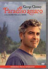 PARADISO AMARO - DVD (USATO EX RENTAL) GEORGE CLOONEY
