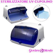 Sterilizzatore raggi UV Lampada Melcap Germicida parrucchiere Estetista Utensili
