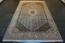 Feiner Handgeknüpfter Orientteppich Herati TÄBRIZ Bidjar Carpet Sa Rug 195x305cm