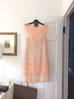 Auth Louis Vuitton Spring 2012 Runway Dress FR 38 Pristine Condition!