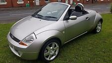 Ford Streetka 1.6 2003.5MY Luxury PX Swap Anything considered