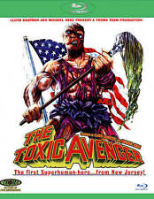 The Toxic Avenger (Blu-ray Disc, 2014)