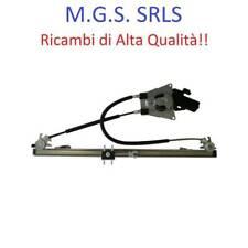 FIAT ULYSSE (07/94 - 06/02) ALZACRISTALLO ANT ELETTRICO 3P SX