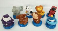 Neurosmith Little Linguist character replacement 8 piece lot educational toy FS