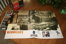 Rodriguez Light In The Attic Reissue Poster Print Searching For Sugar Man