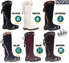 NEW SPORTO Side Winder Womens Suede Mid Calf Winter Boots ~ ALL SIZES & COLORS!