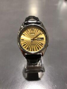 Vintage Seiko 5 Automatic 7009-3101