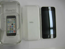 Apple iPhone 5c MGF02LL/A 8GB White Powers on, needs screen for parts/repair