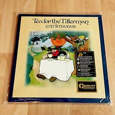 Cat Stevens Tea For The Tillerman Numbered 45RPM 200g Vinyl 2-LP New not sealed