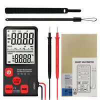 ADMS7 Portable Digital Multimeter Auto AC/DC Voltage Meter Ohm Tester 6000 count
