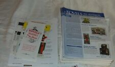 Lot of 100+ Newsletters KOVELS (80+) & ANTIQUE ROADSHOW (20+) Free Shipping