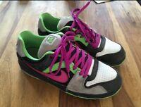 Nike 6.0 Sneakers , E 44 , Schwarz Grün Lila Weiß, Nike Air