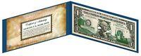 HAWAII 50th State $1 Bill Banknote Genuine Legal Tender U.S. One-Dollar Bill GRN