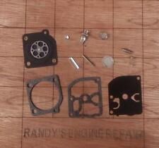 Zama RB-137 C1Q-EL33 Carburetor Repair Kit HUSQVARNA 338XPT 334T OEM Genuine