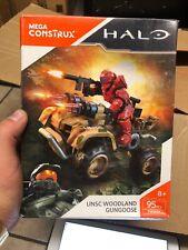 Mega Construx - Halo - UNSC Woodland Gungoose - 95 Piece - Building Set - NEW