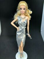 The Barbie Look City Shine Barbie Doll Model Muse for OOAK Repaint Blonde Mattel