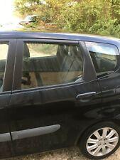 HONDA JAZZ MK1 PASSENGER'S SIDE REAR DOOR IN NIGHTHAWK BLACK B92P 2002-2008