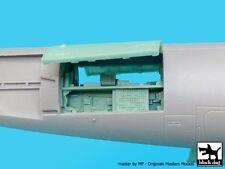 Black Dog 1/48 Grumman OV-1 Mohawk Aircraft Rear Electronics (for Roden) A48026