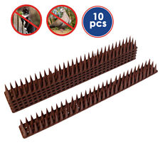 Repellent Cat Bird Deterrent Fence Wall Spikes Anti Climb Guard Security Spike