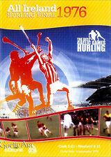 1976 GAA All Ireland Hurling Final:  Cork v Wexford  DVD