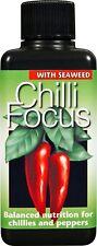 Growth Technology Ltd Chilli Focus Premium Concentrated Liquid Fertiliser 1Litre
