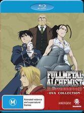 Fullmetal Alchemist - Brotherhood: OVA Collection Blu ray NEW/SEALED FREE POST