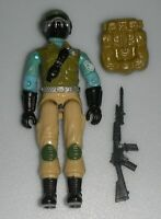 1987 GI Joe Cobra Steel Brigade v1C Version C Mail Away Figure Lot & Accessories