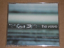 THE VERVE - THE DRUGS DON'T WORK - CD MAXI-SINGLE COME NUOVO (MINT)