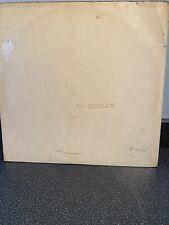 The Beatles White Album vinyl 0000452 PMC 7067/7068