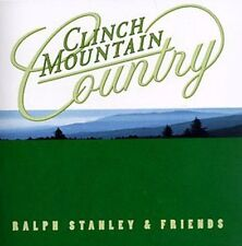 Ralph Stanley, Ralph - Clinch Mountain Country [New CD]
