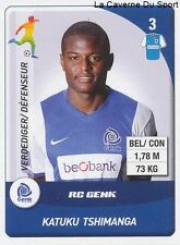 N°090 TSHIMANGA # BELGIQUE KRC.GENK STICKER PANINI PRO LEAGUE 2015