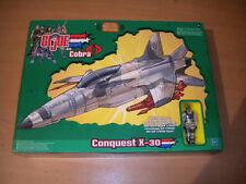 G.I. GI Joe 2003 TOYS R US EXCLUSIVE CONQUEST X-30 MIB