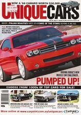 Unique Cars 264 Dodge Challenger Pheonix Zagato Alfa SS V Golf R32 Forfour Brabu