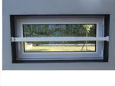 Fenstersperre / Gitter / Balkenschloss / Sperrriegel / Sperre / Riegel / Schloss