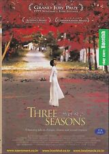 Three Seasons A Haunting Tale of changes NEW DVD All Regions