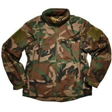 Waterproof Tactical Jacket Woodland Camo Special Ops Soft Shell 4XL 9906 ROTHCO
